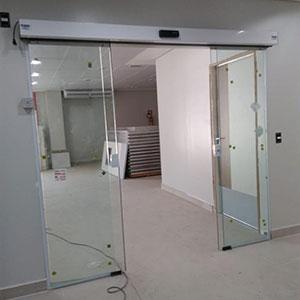 Porta de Correr automática para Residências