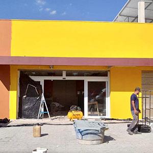 Venda de Porta Automática para Supermercado